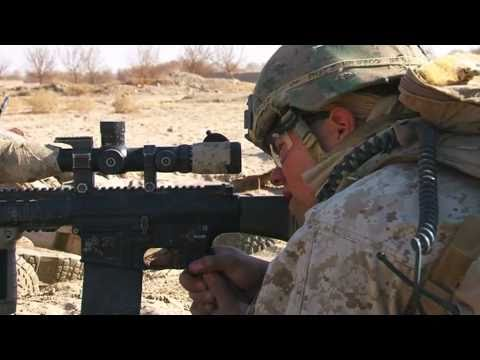 Marine Sniper, One Shot One Kill, Afghanistan