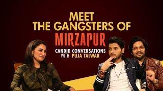 Ali Fazal & Divyendu Sharma on Mirzapur | Exclusive