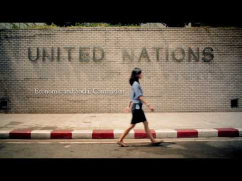 Internship Experience - UNESCAP Bangkok - University of Melb