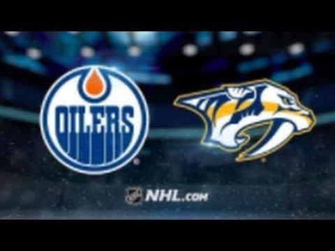 Edmonton Oilers vs Nashville Predators (5-3) – Oct. 27, 2018 | Game Highlights | NHL 2018