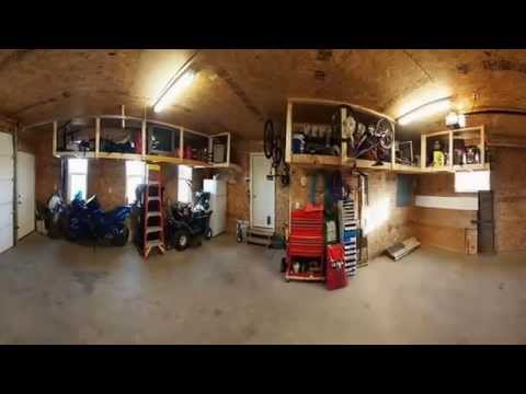 Garage Storage Shelves Design Ideas - YouTube