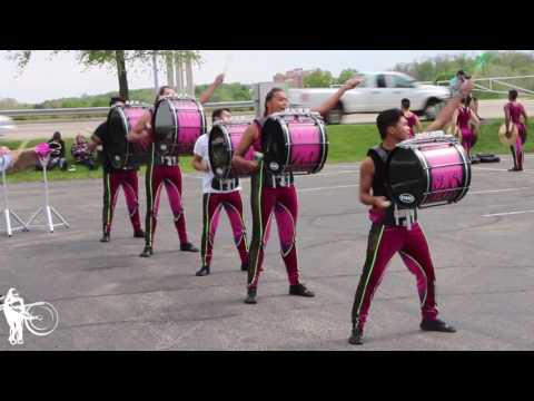 RCC Sectionals in the Lot | WGI 2017 Finals | Steve Weiss Music