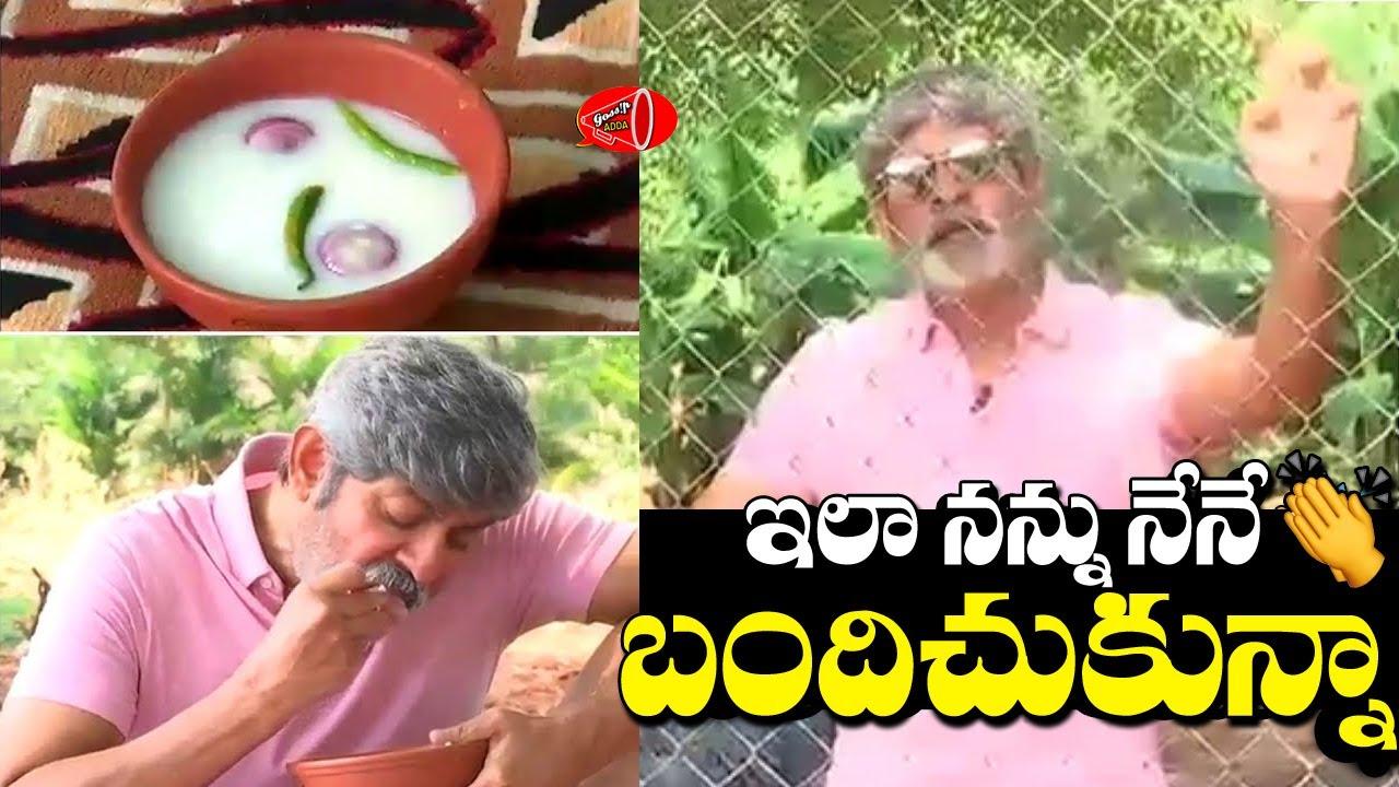 Jagapathi Babu SUPER Words About Mother Nature   Jagapathi Babu  Latest Video   Gossip Adda