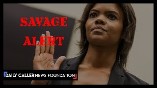 Candace Owens Goes Full Savage