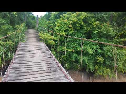 Mekong-Seitenarm auf Don