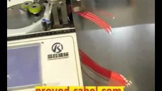 Автоматическая машина для резки, зачистки и опрессовки наконечников KS-R1