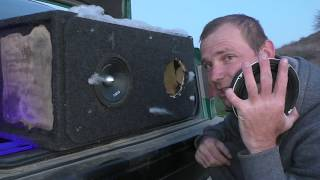 Заруба Dynamic State NM-16.2 и RUSSIAN BASS M165RBF PRO