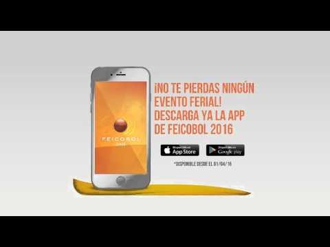 Presentación de App Feicobol 2016
