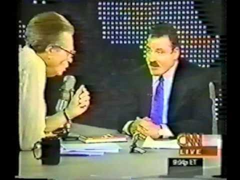James Van Praagh on Larry King Live