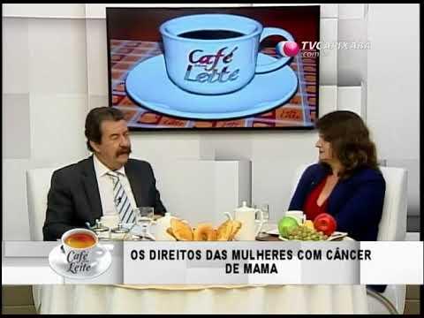 Entrevista da Dra. Maria Zulete Dadalto no programa Café com Leite na TV Capixaba/Band