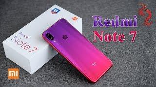 REDMI NOTE 7 //Розпакування і порівняння з кількома Xiaomi