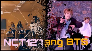 BTS (방탄소년단) X NCT 127 (엔시티 127) - NOT TODAY/FIRE TRUCK MASHUP
