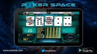 Poker Space : a free Video Poker Android App