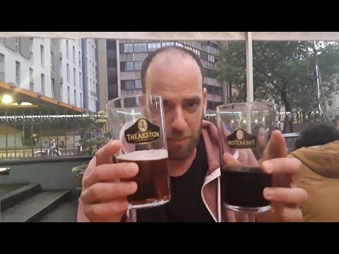 Out on the beers - A drunken vlog