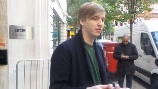 George Ezra in London 17 11 2017