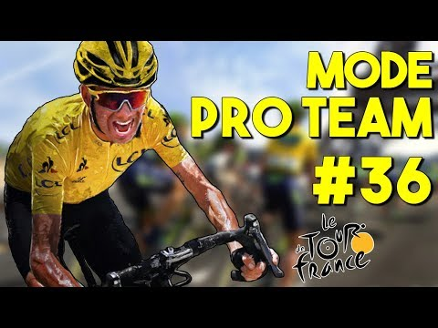 Tour de France 2017 | Mode Pro Team #36 : WAWA POWA !!