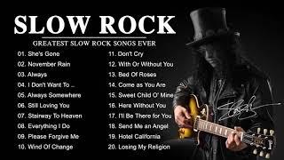 Album Slow RockRock Ballads of the 70s 80s 90s
