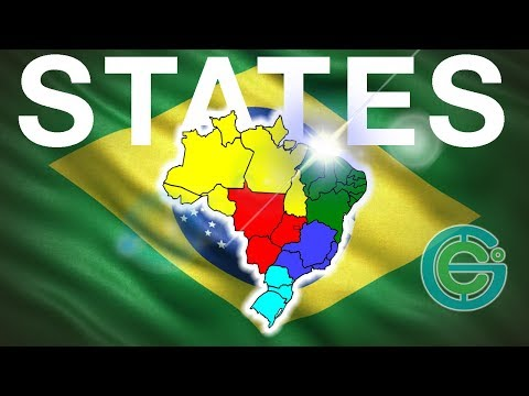 The states of Brazil explained (Geography Now!)