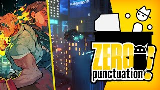 Cloudpunk & Streets of Rage 4 (Zero Punctuation) (Video Game Video Review)