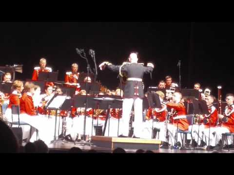 President's Marine Band  Overture from Beauty and the Beast