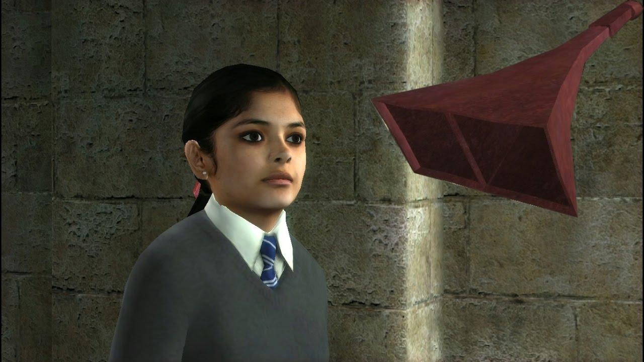 Harry Potter Parvati And Padma Patil