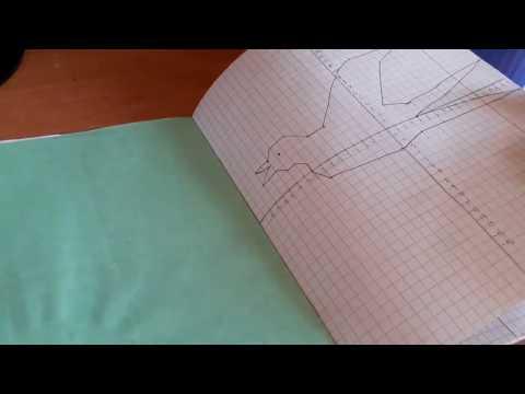 Рисование по координатам Зайчонок