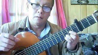 Gọi Người Yêu Dấu (Vũ Đức Nghiêm) - Guitar Cover by Hoàng Bảo Tuấn
