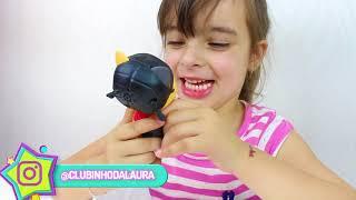 LAURINHA BRINCANDO COM LOL GIGANTE - LOL PETS LIVE! INTERATIVA - Interactive Live Pets!