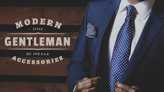 5 AMAZING Accessories For The Modern Gentleman ◈ 2018 ◈