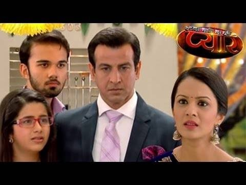Itna Karo Na Mujhe Pyar 5th March 2015 Full Episode | Neil And Nivedita Engagement Ceremony