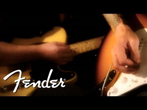 Fender American Vintage 1956 Stratocaster Demo