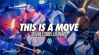 Download This is a Move Drum Cover (In Ear Mix) // Tasha Cobbs Leonard // Daniel Bernard Mp3 and Videos