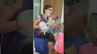 Closer by Kings of Leon Ukulele Cover 14/9/16