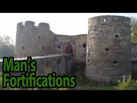 Forts, Barricades and Battlements - Man's Fortifications