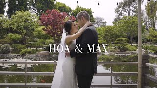 The Wedding of Hoa and Max | The Perfect Wedding in Garden Grove