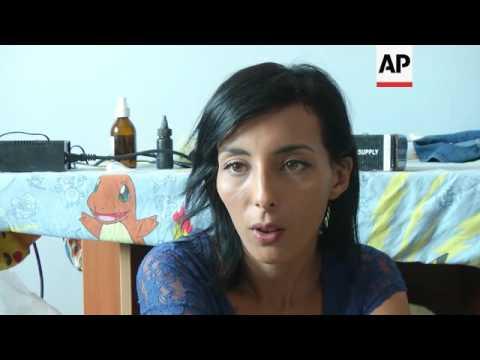 Female tattoo artist works despite stigma