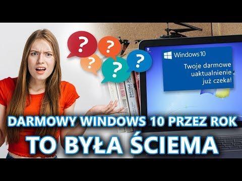 Darmowy Windows 10 Przez Rok. To Była ściema | To Był Tydzień Z Microsoft #94