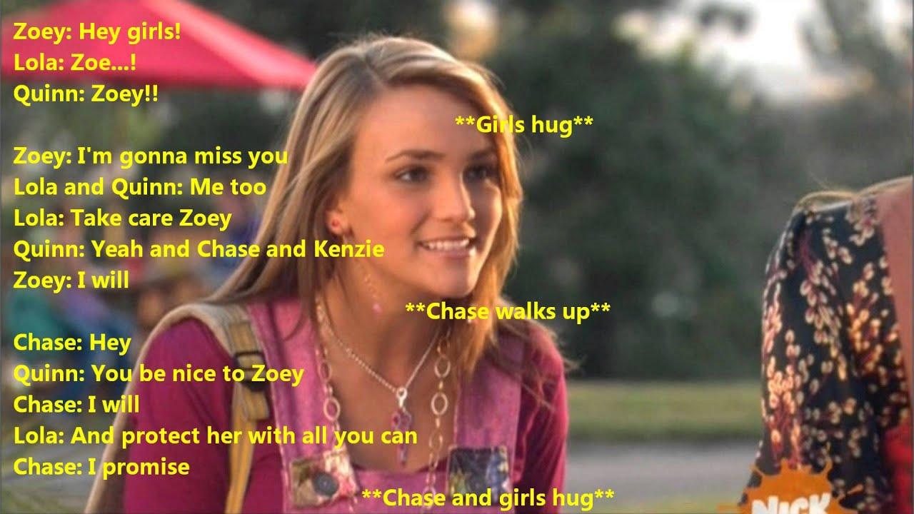 Zoey 101 Season 2 Ep  14 Pack it up! LAST EPISODE (READ DESCRIPTION)