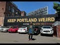 My trip to Portland | May 2018