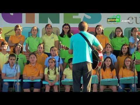 Festival de Coros Escolares en Gines 2018 (COMPLETO)