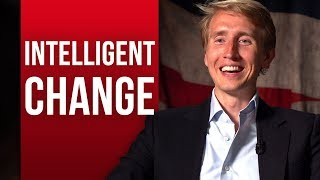 ALEX IKONN - INTELLIGENT CHANGE: How to Adopt The Mindset For Success - Part 1/2 | London Real
