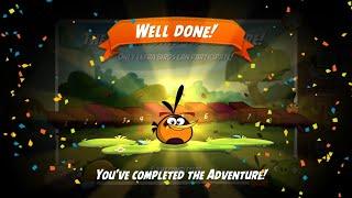 Angry Birds 2- THE EXTRA BIRDS ADVENTURE Level 1-8 | The Dark Gaming screenshot 5
