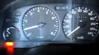 видео Форд Транзит Дизель 2,5 1996 г.в. Почему стучит ТНВД?