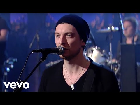 Snow Patrol - Shut Your Eyes (Live On Letterman)