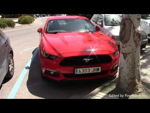 Posh cars I spotted on Holiday in Ibiza