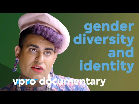 Gender diversity & identity in Queertopia - VPRO documentary