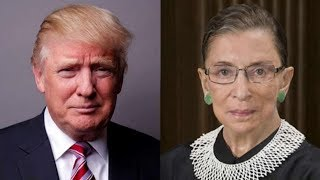 Trump Wins Supreme Court Victory as Ginsburg Blocks Congressional Request for Financial Records - H.