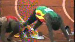South Pacific Games Samoa - Mens 100m Finals