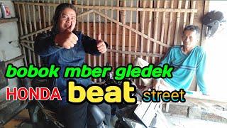 Gambar cover Bobok mber gledek Honda beat street