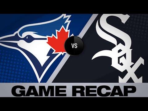 Blue Jays hammer 3 home runs in a 5-2 win - 5/19/19